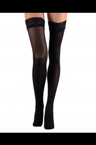 FIONA 60 DEN black stockings | BestSockDrawer.com