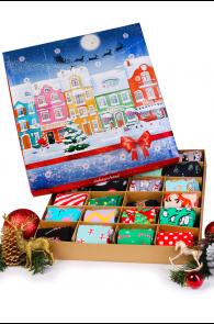 Advent calendar WISH CALENDAR - choose 24 pairs of socks yourself! | BestSockDrawer.com