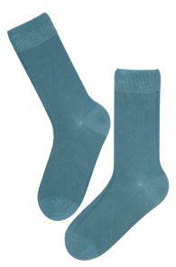 TAUNO men's blue-green socks   BestSockDrawer.com