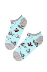 SHIPSWORLD low cut cotton socks | BestSockDrawer.com