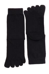 YOGI cotton toe socks | BestSockDrawer.com