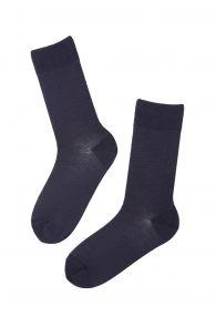 VEIKO dark blue merino socks for men | BestSockDrawer.com