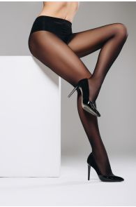 VIOLA 40 DENIER black tights | BestSockDrawer.com